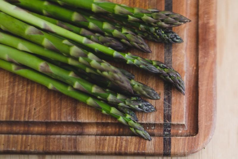 Comment manger les asperges vertes ?