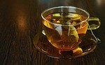 thé Schizandra avec les crepes